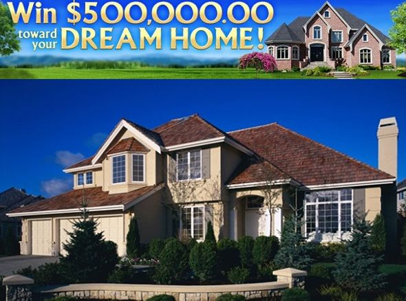 PCH Dream Home Sweepstakes