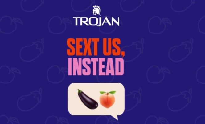 Trojan Sext Us Instead Giveaway