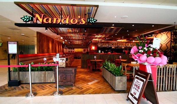 Nando's Customer Feedback Survey