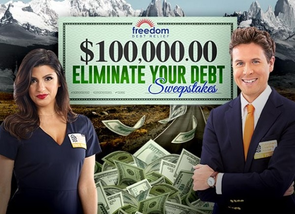 PCH $75000 Eliminate Your Debt Giveaway