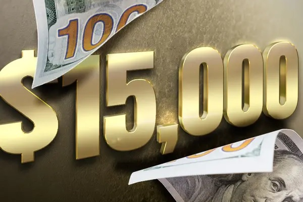 PrizeGrab $15000 Cash Sweepstakes