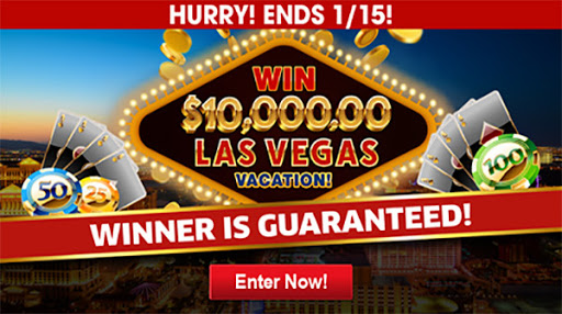 PCH.com Vegas Vacation Sweepstakes